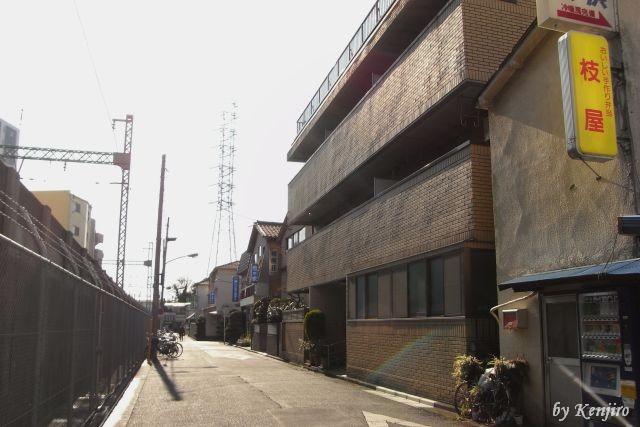 川崎・日進町&堤根周辺のドヤ街(簡易宿泊所)