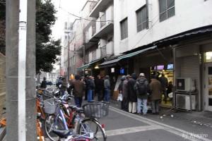 ドヤ街/横浜・寿町周辺