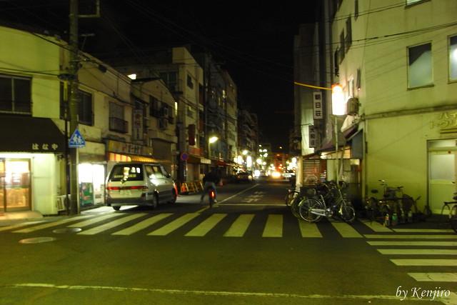 横浜・寿町周辺のドヤ街(簡易宿泊所)